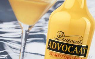 Коктейль Адвокат — как правильно готовить и подавать напиток, секреты приготовления дома