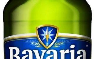 Пиво Bavaria (Бавария) — обзор популярного пенного напитка