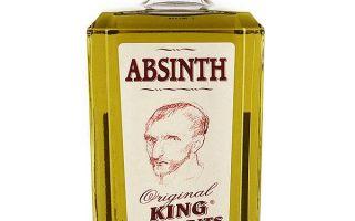 Абсент King of Spirits (Кинг оф Спирит) — необычный вкус который стоит попробовать