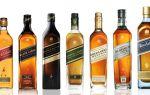 Виски Johnnie Walker (Джонни Уокер)