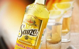 Текила Сауза (Sauza) — особый Мексиканский напиток
