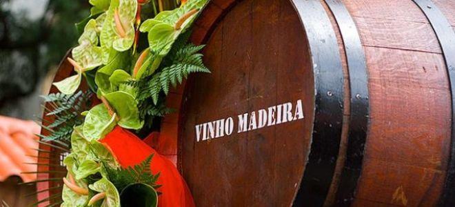Мадеро (Madeira)