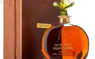 Коньяк Leopold Gourmel (Леопольд Грумель) — напиток с необычным названием