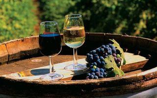 Вино Хванчкара — шедевр грузинского виноделия