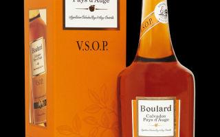 Бренди Calvados Boulard (Кальвадос Булард) — особенности и виды уточненного напитка
