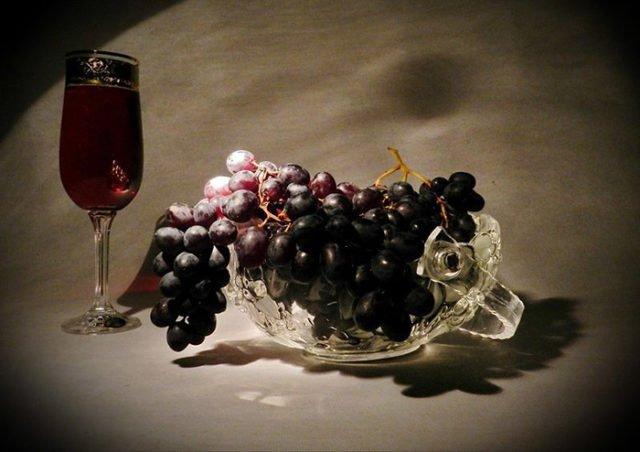 Рецепт коньяка из винограда в домашних условиях