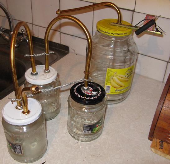 Как в домашних условиях сделать простейший самогонный аппарат
