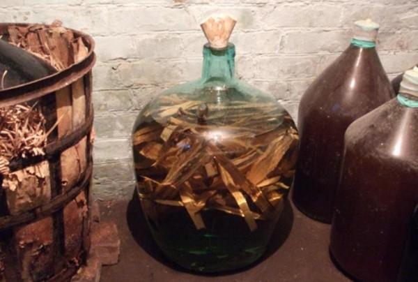 Щепки в самогоне - изготовление виски
