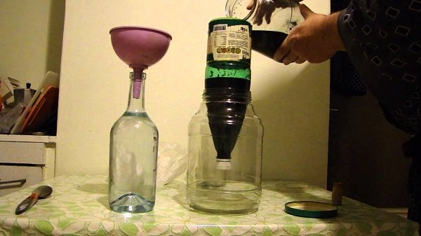 Зерновой спирт своими руками