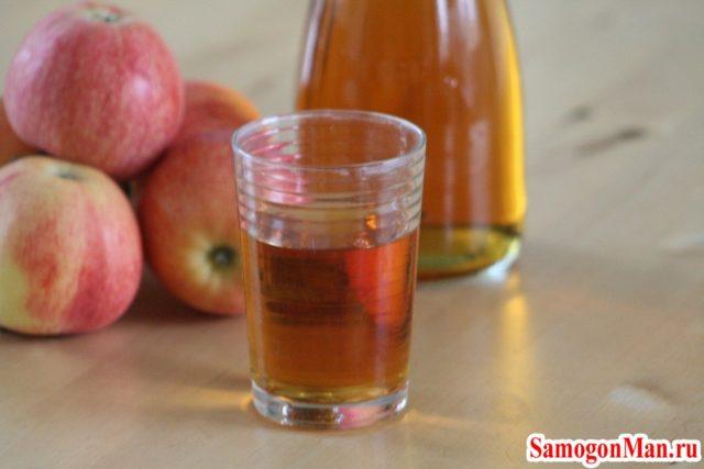 Брага из яблок в домашних условиях простой