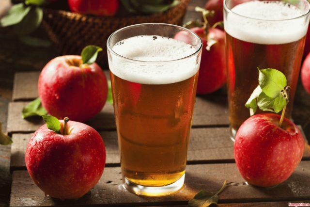 кальвадос из яблок