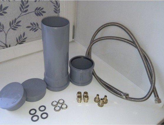 Как сделать трубу для самогонного аппарата