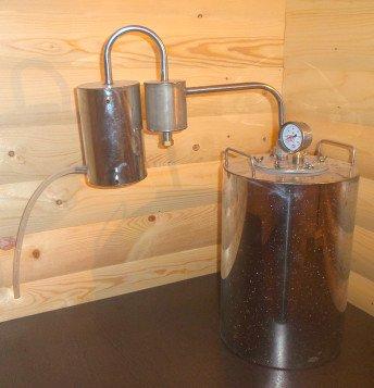 Накопительный холодильник для самогонного аппарата самогонный аппарат машковского устройство