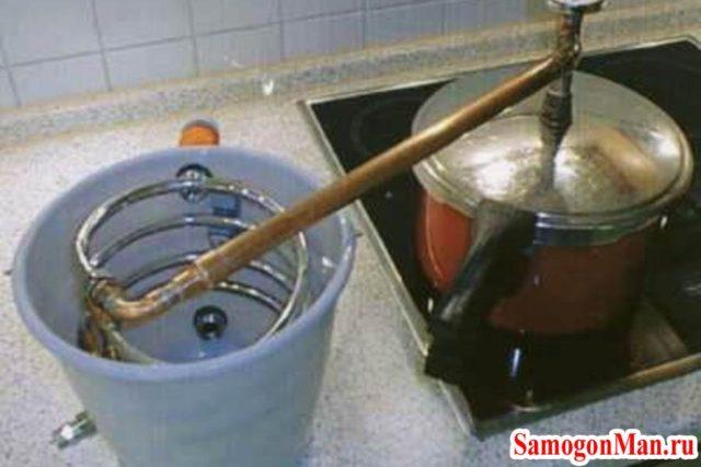 Очистка самогона в домашних условиях простой рецепт