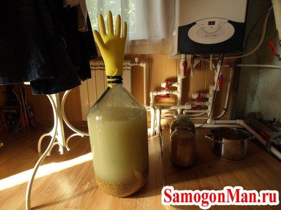Как в домашних условиях правильно сделать брагу для самогона