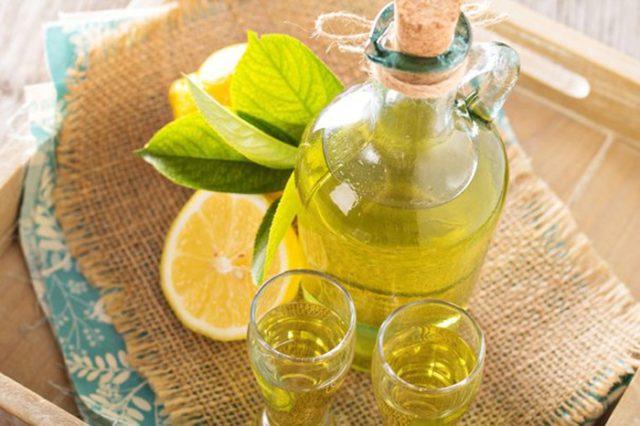 Как сделать настойку из водки с лимоном