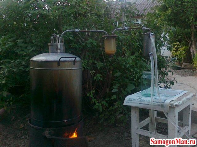 Как сделать чачу в домашних условиях из винограда