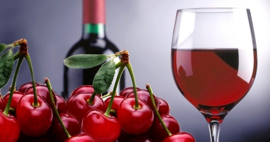 классический рецепт вишневки