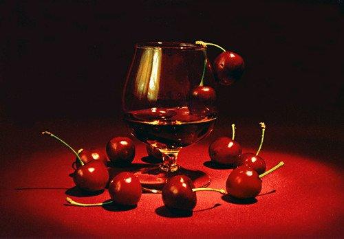 благородный вкус для вишни