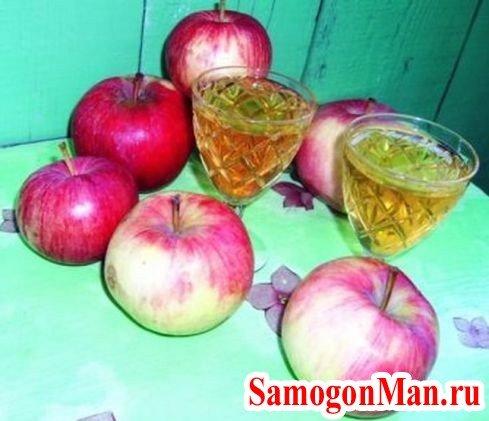 яблочки для настойки