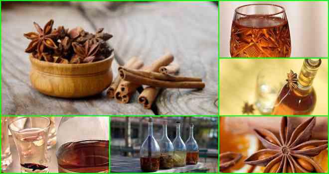 как приготовить напиток из самогона и аниса