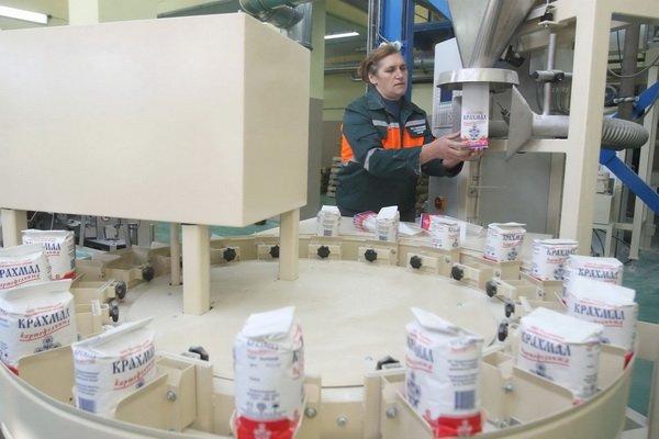 производство на заводе