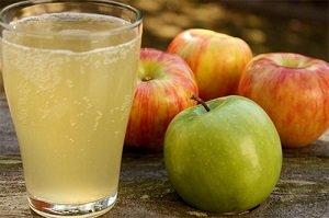 Из каких яблок лучше делать сидр