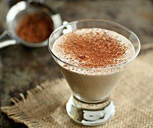 шоколадный сливочный ликер