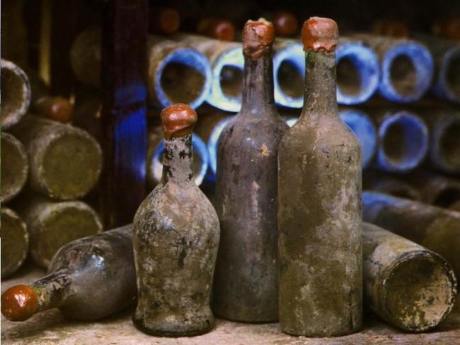 старое китайское вино