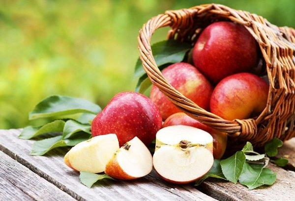 качественные яблоки