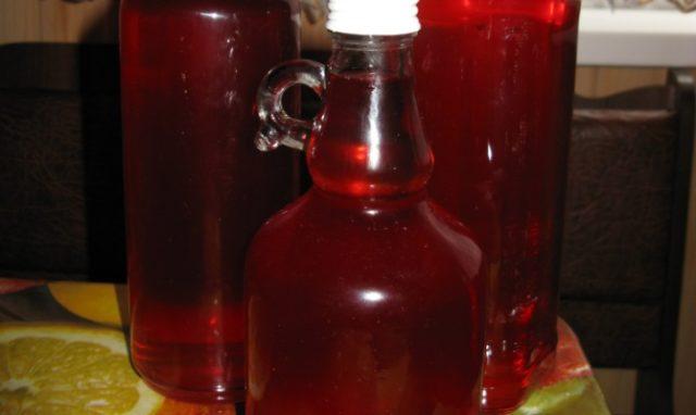 как готовили вишневый ликер в советское время