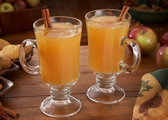 сидр пить охлажденным