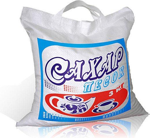 3 кило сахара