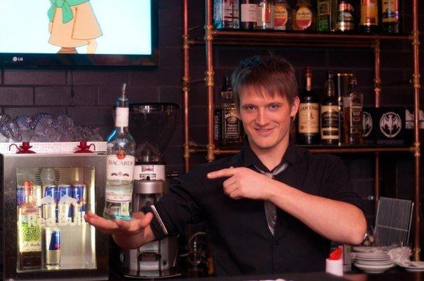советы бармена