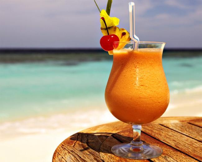 Коктейль секс на пляже
