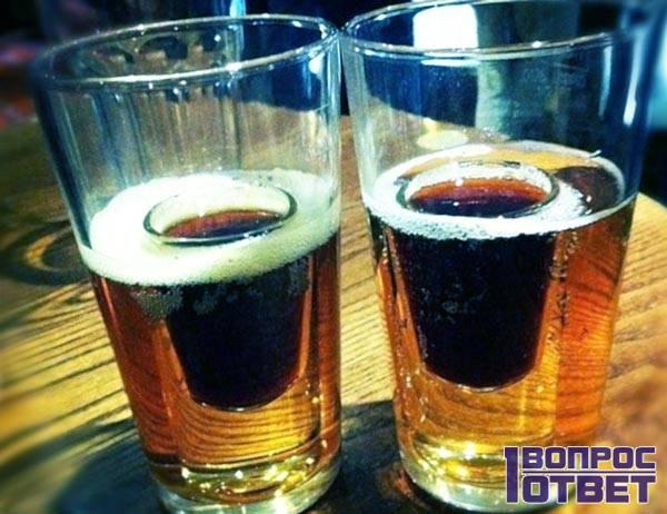 пьем с пивом