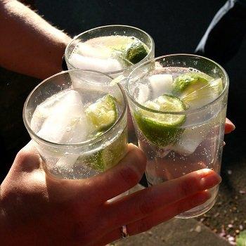 джинтоник как пить