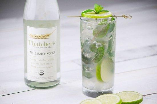 коктейль из водки