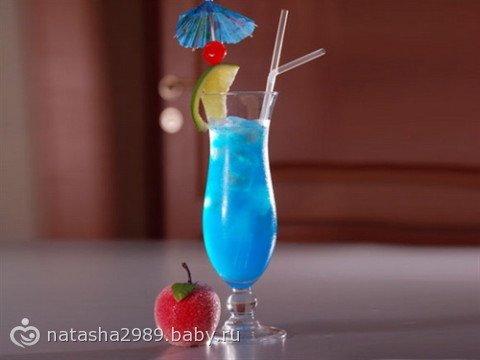 оформляем напиток