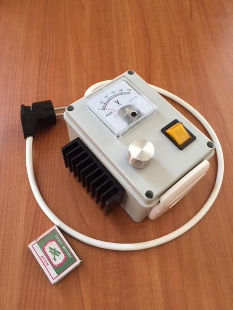 регулятор мощности на самогонный аппарат