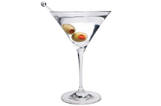 Коктейль — Мартини с водкой