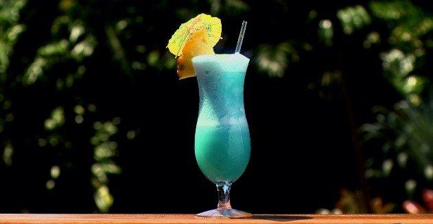 голубые гаваи