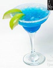 голубая маргарита