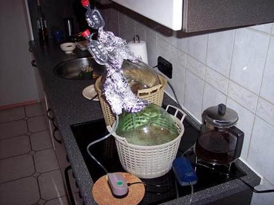 Приготовление в домашних условиях