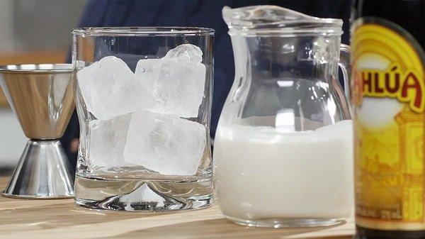 сливки со льдом