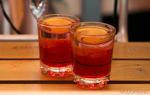 Боярский в стакане