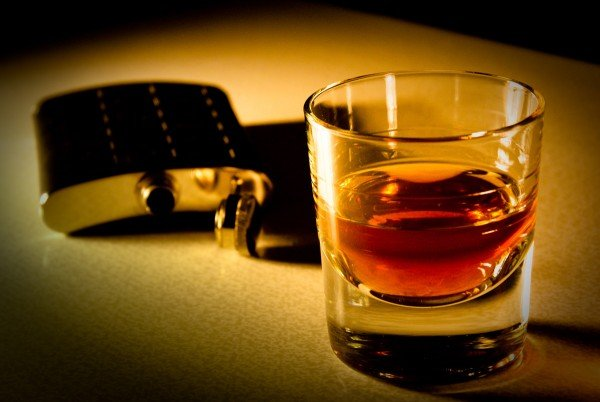 процесс питья