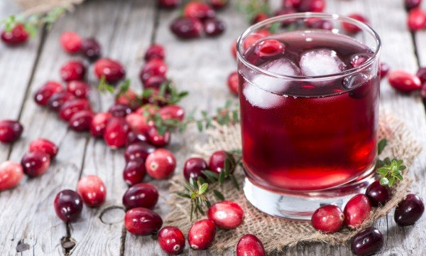 Настойка на фруктах и ягодах