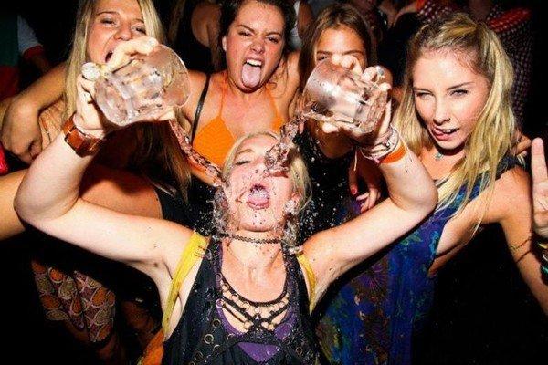 культура питья