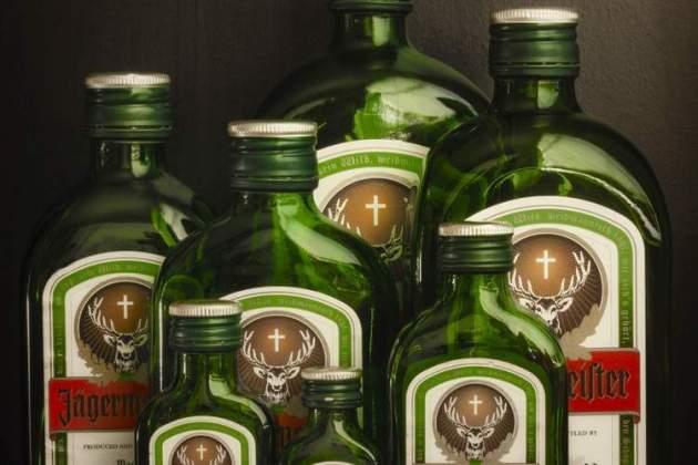 бутылки для напитка